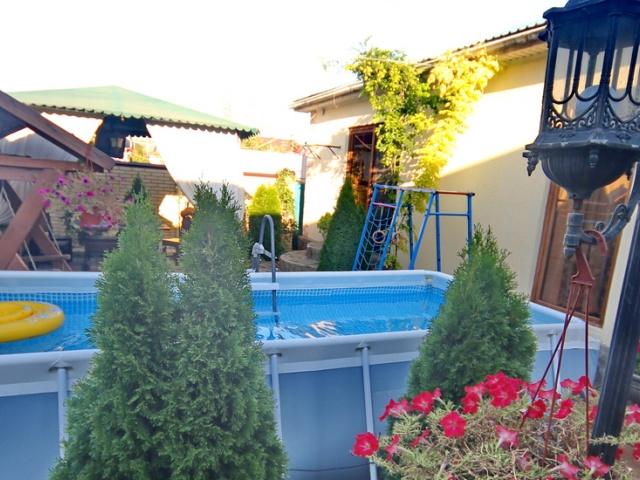 Новый Дом №4 в Анапе с бассейном. Комфортный отдых